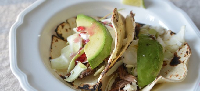 These Carnitas Tacos are about to be your best culinary friend