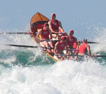 Llantwit Major Surf Boat Crew