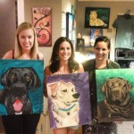 Paint-Your-Pet Caricature