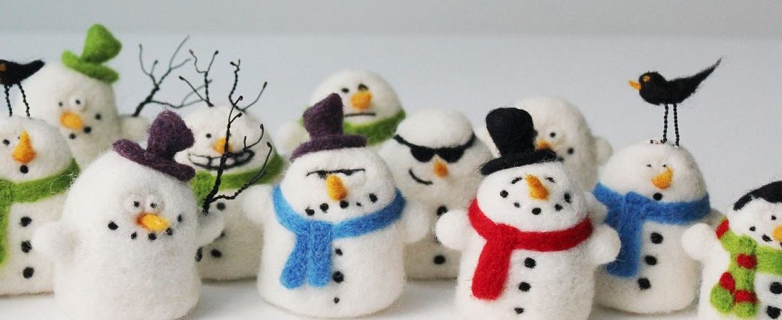 Needle-Felting Workshop with Heather Colibri | December 6th