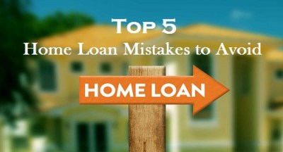 Top 5 blunders you must avoid while taking a SBI home loan delhi