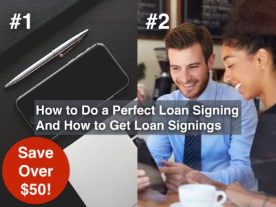 Loan Signing Agent Video Training Courses
