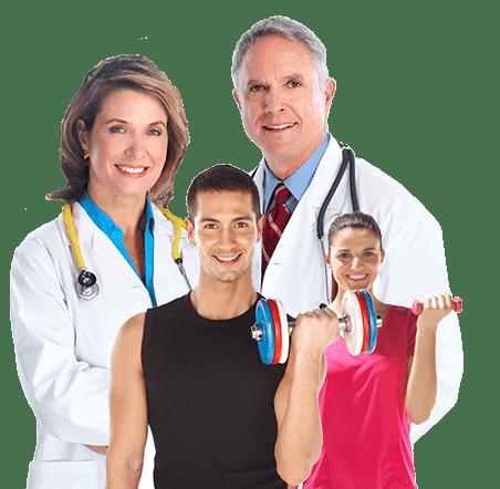 health professionals marketing
