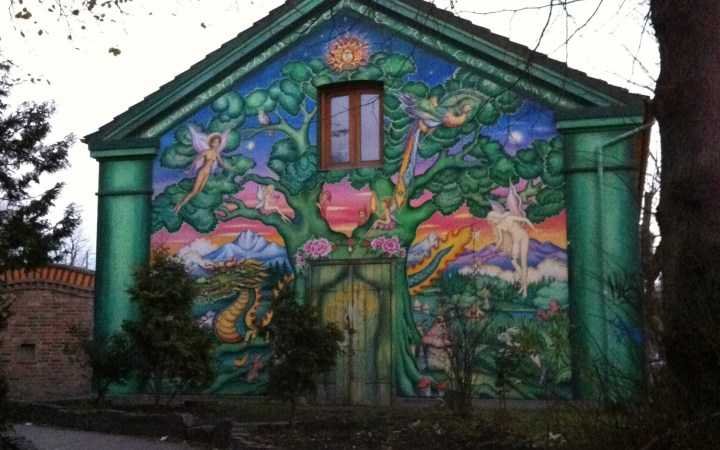 Anarchy in the DK: The Community of Christiania