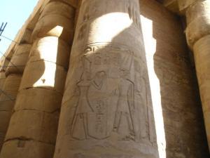 Egipto: Templo de Luxor