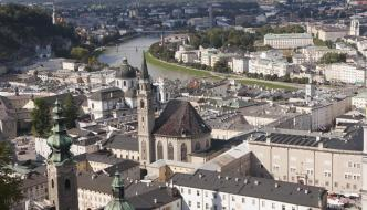 Un día en Salzburgo