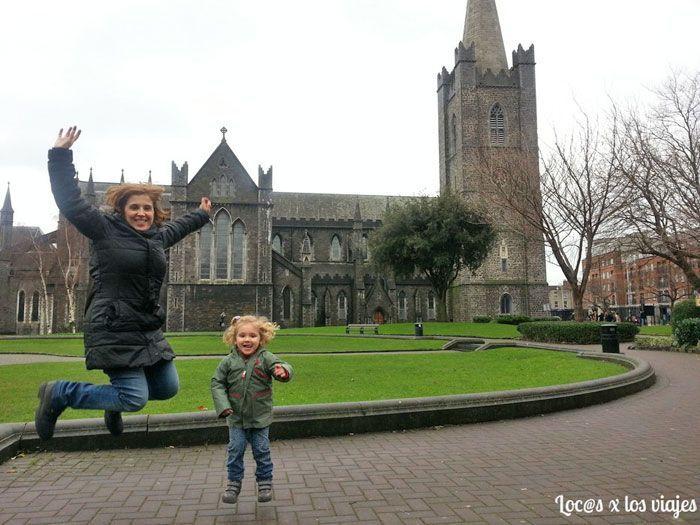 En la Catedral de San Patricio