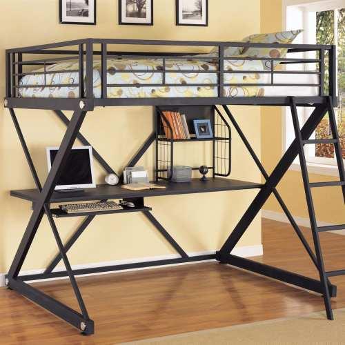 Medium Crop Of Bunk Bed Desk