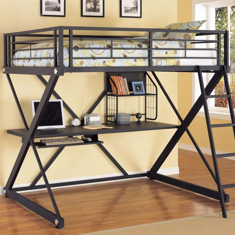 Large Of Bunk Bed Desk