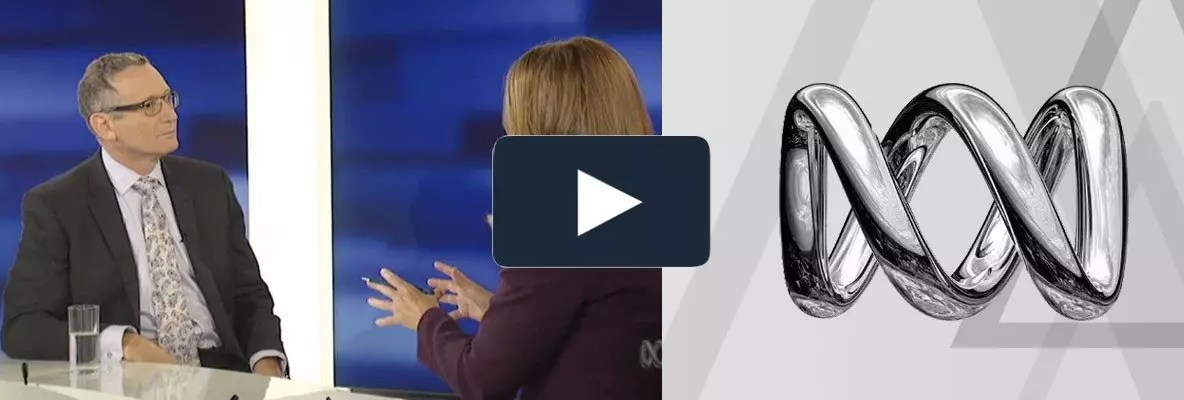 Alex Pollak Loftus Peak CEO on ABC News
