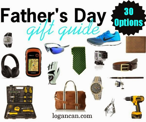 Father's Day Gift Guide - Logan Can