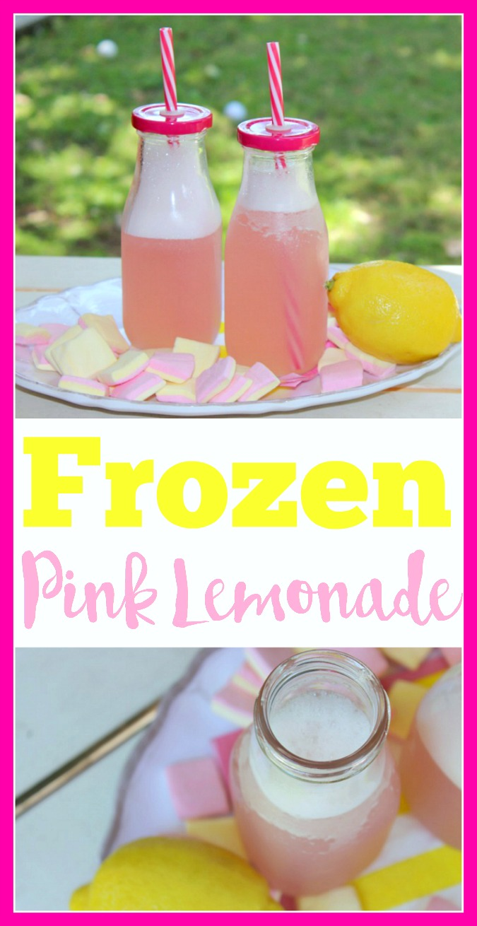 Frozen Pink Lemonade Recipe