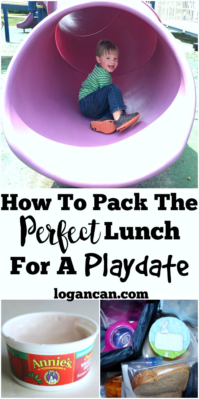 How to Pack the Perfect Lunch for a Playdate