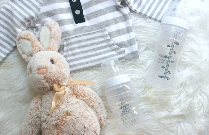 Baby Essentials for our Third Baby