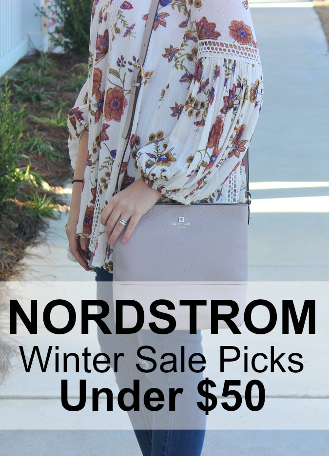Nordstrom Sale Picks Under $50