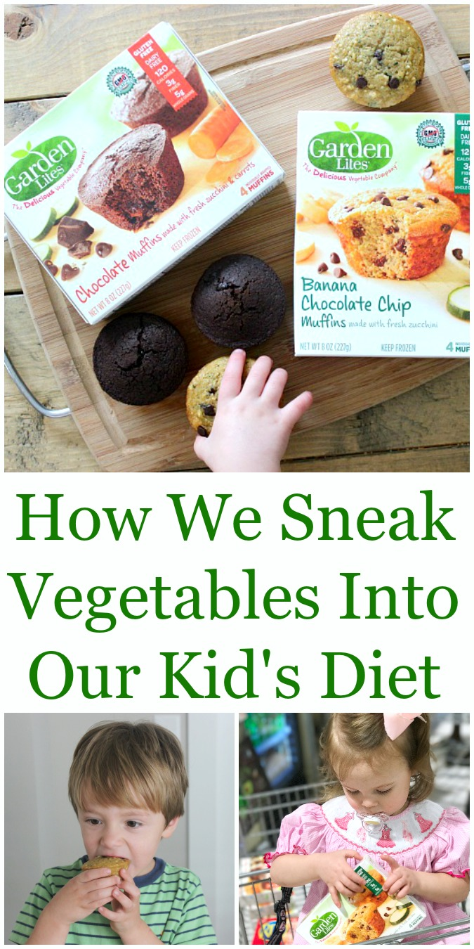 How We Sneak Vegetables Into Our Kid's Diet with Garden Lites
