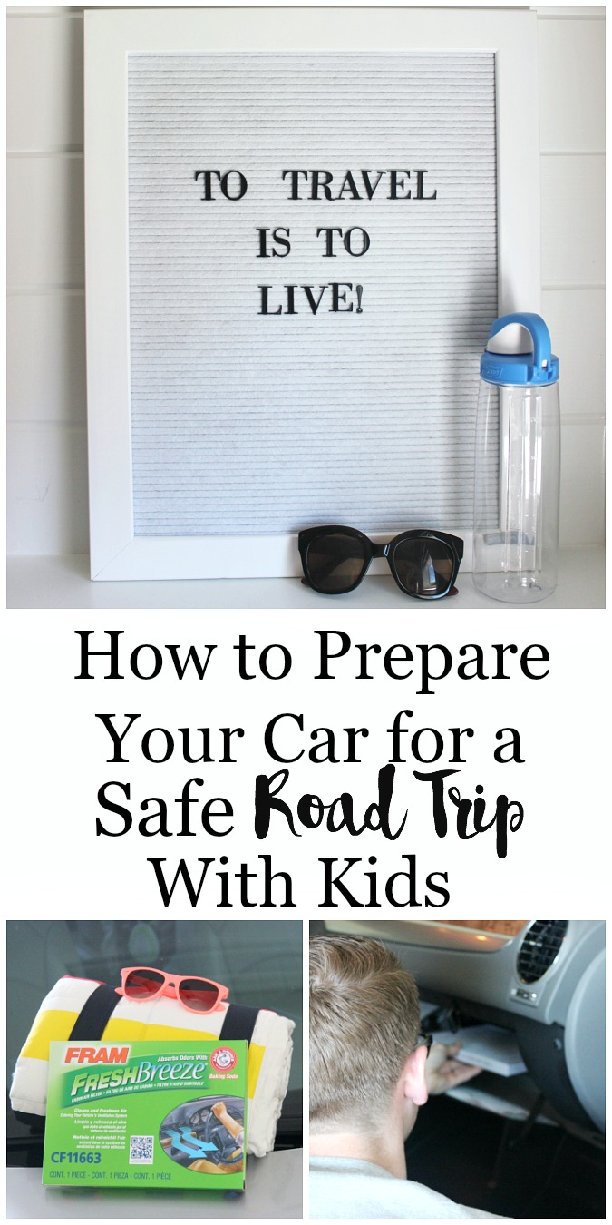 How to Prepare Your Car for a Safe Road Trip with Kids