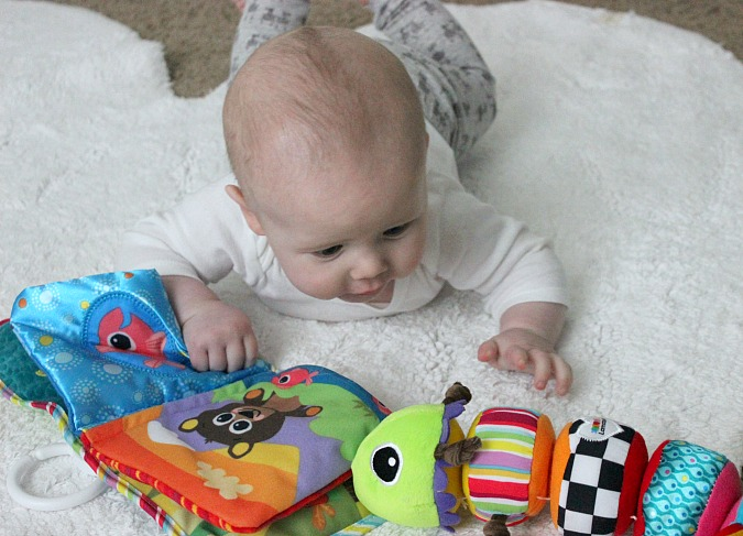 Healthy Playtime Toys for Babies with Lamaze Toys