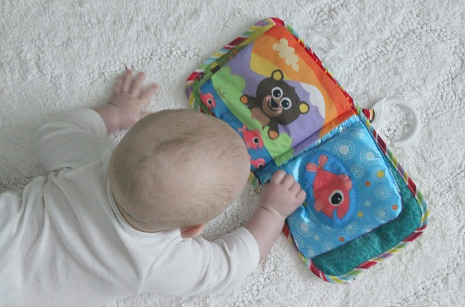 Healthy Playtime Toys for Babies