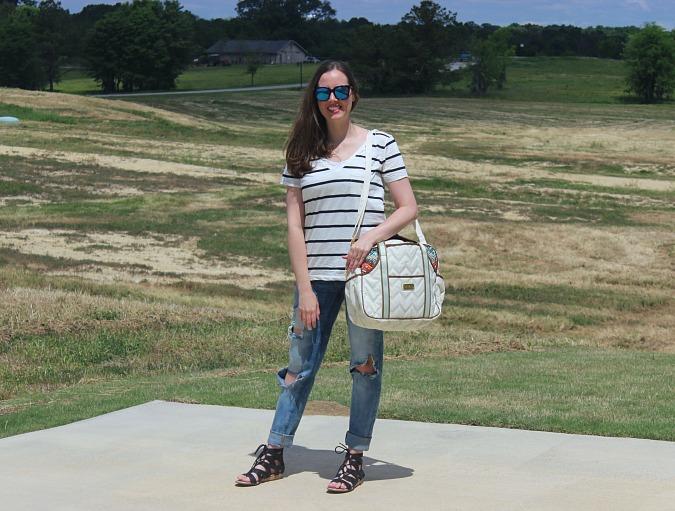 Cinda B. Diaper Bag