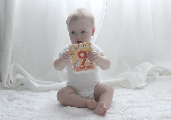 Friday Favorites - Weston 9 months