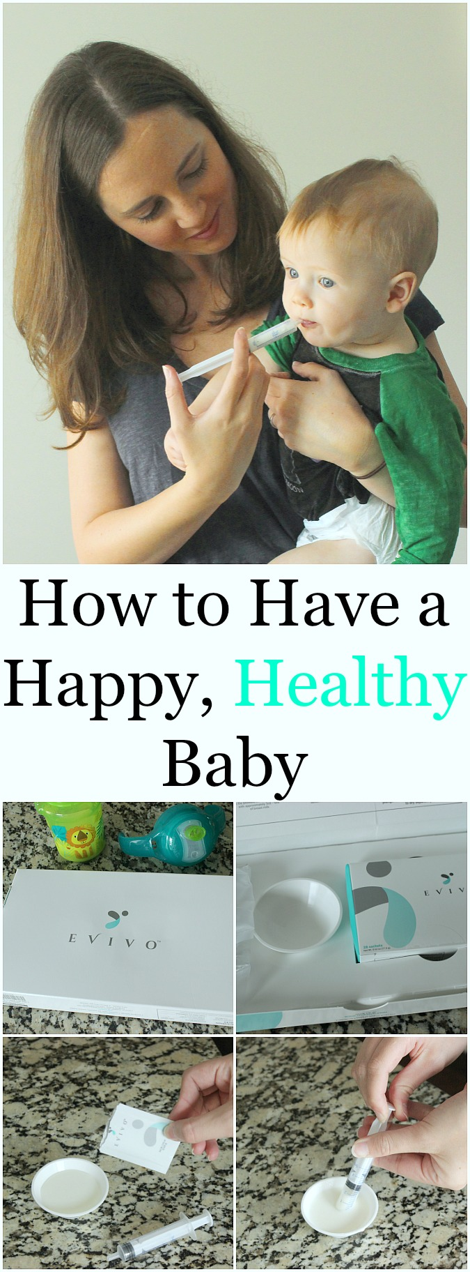 How to Keep baby Healthy and Happy