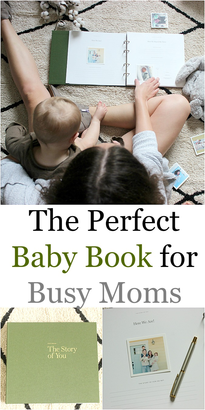The Perfect Baby Book for Busy Moms