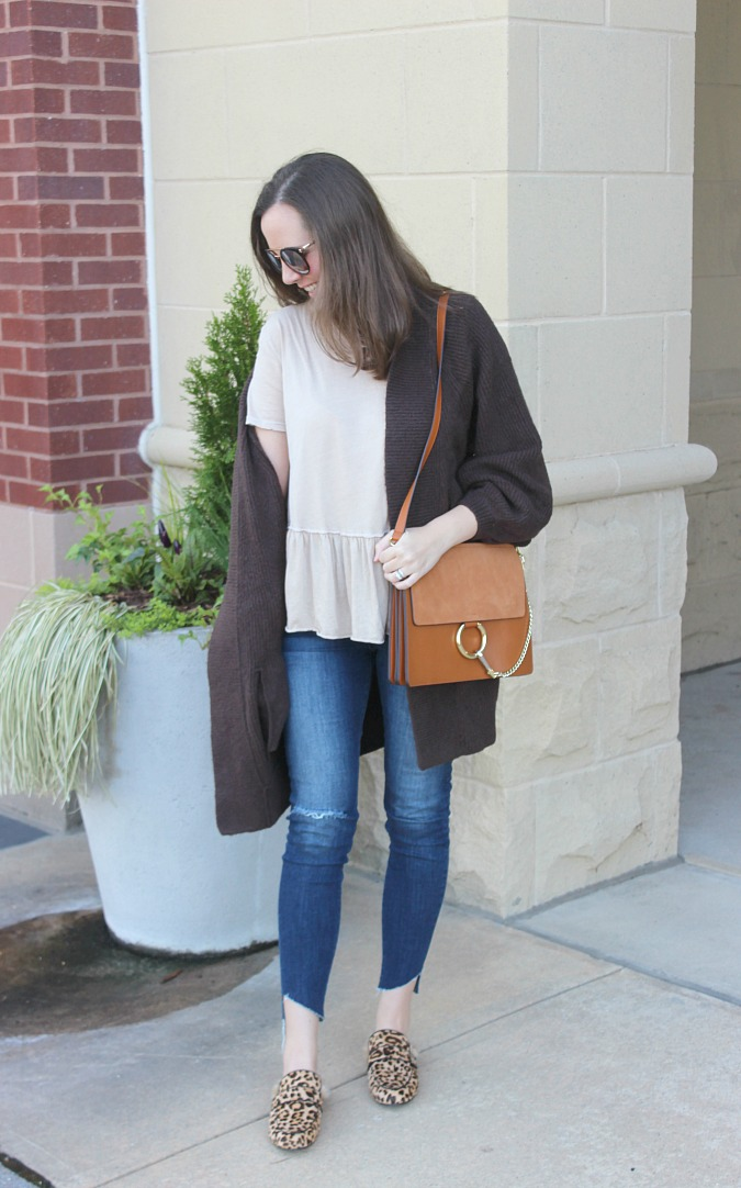 Cozy Neutral Cardigans