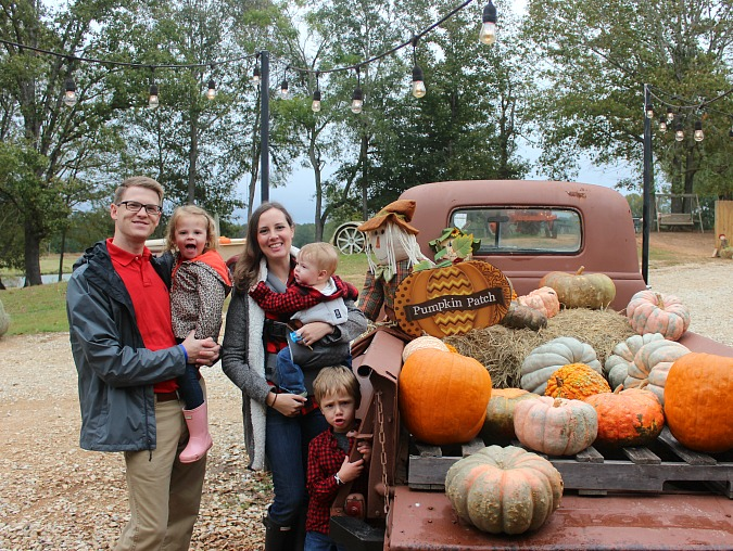 Pumpkin Patch Birthday