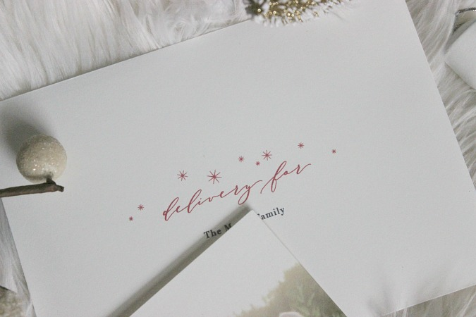 Holiday Traditions with Minted