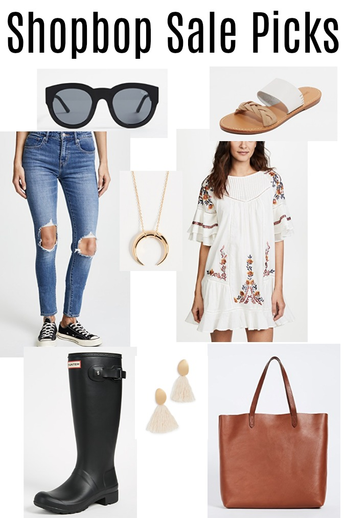 Shopbop Sale Picks: Levis, Madewell, Tory Burch and more!