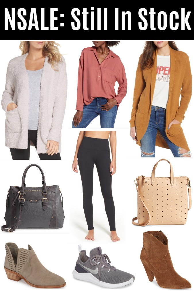 Nordstrom Anniversary Sale 2018 Favorites Still in Stock