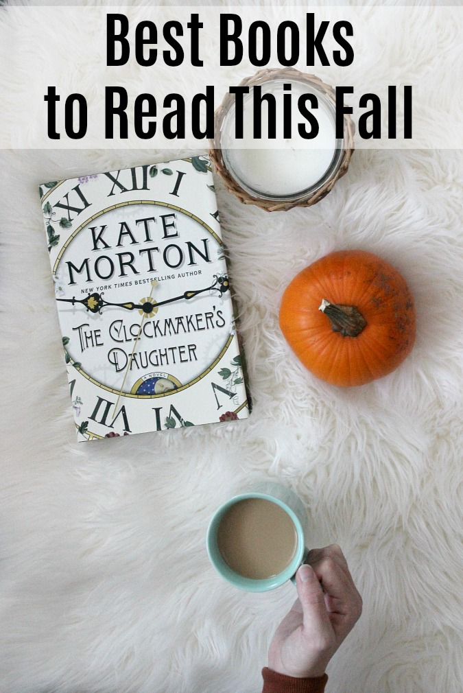 Best New Books to Read This Fall