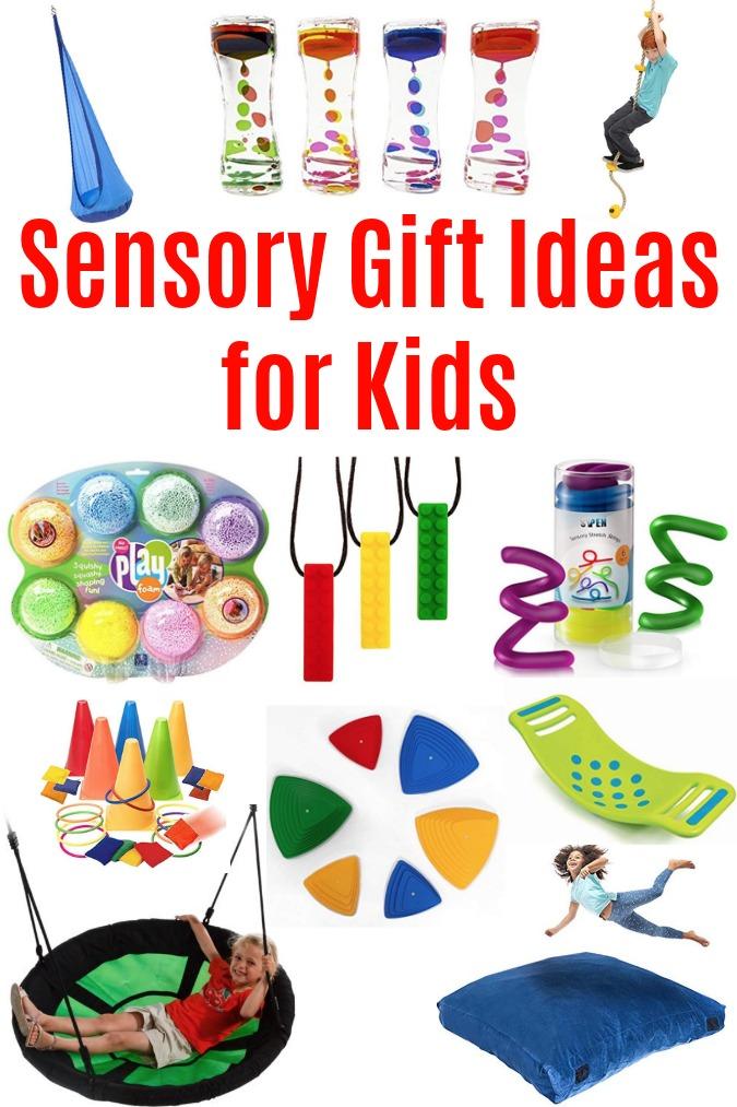 Sensory Gift Ideas for Kids