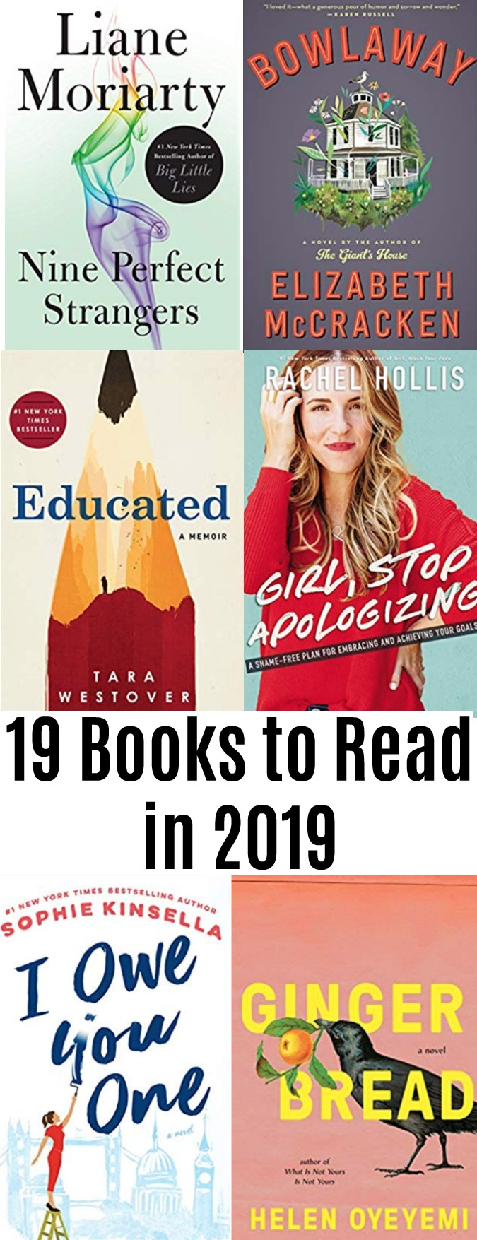 19 Books to Read in 2019