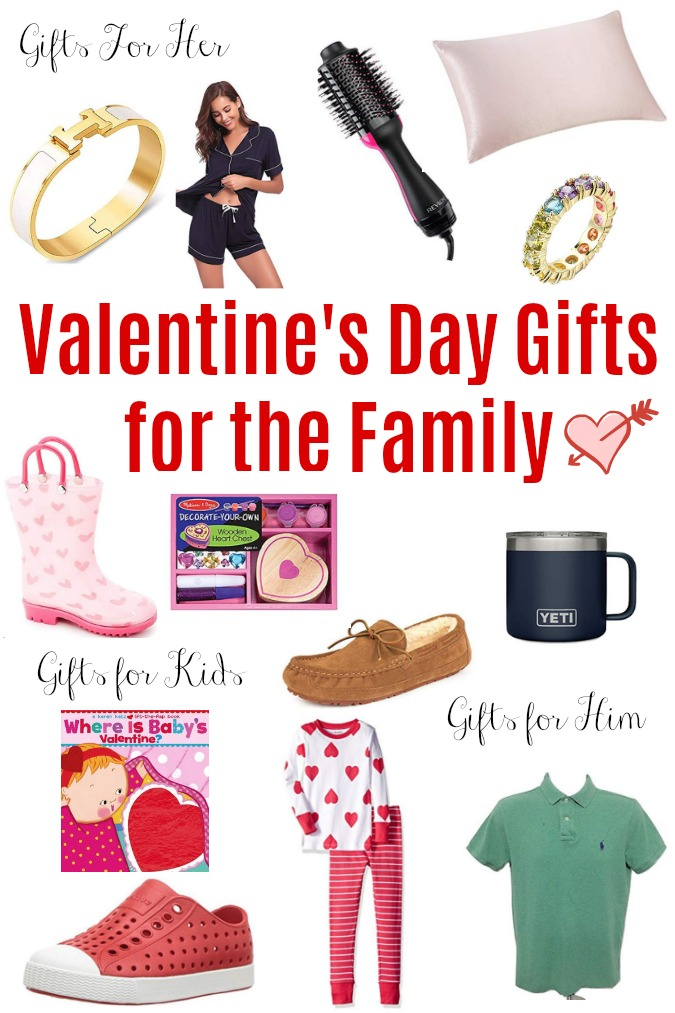 Valentine's Day Gifts for the Family