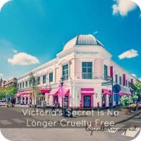 Victoria's Secret is No Longer Cruelty Free