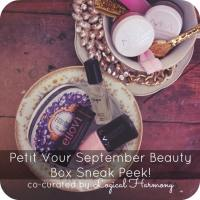 Petit Vour September Beauty Box Sneak Peek!