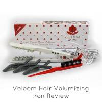 Voloom Hair Volumizing Iron Review