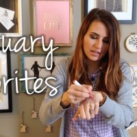 February Favorites 2015 Video