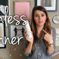 Self Tanner Tips & Tricks Video
