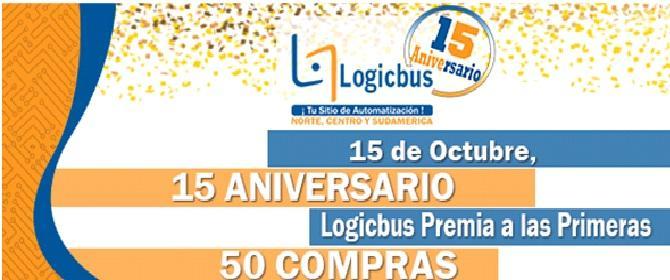 15 ANIVERSARIO LOGICBUS