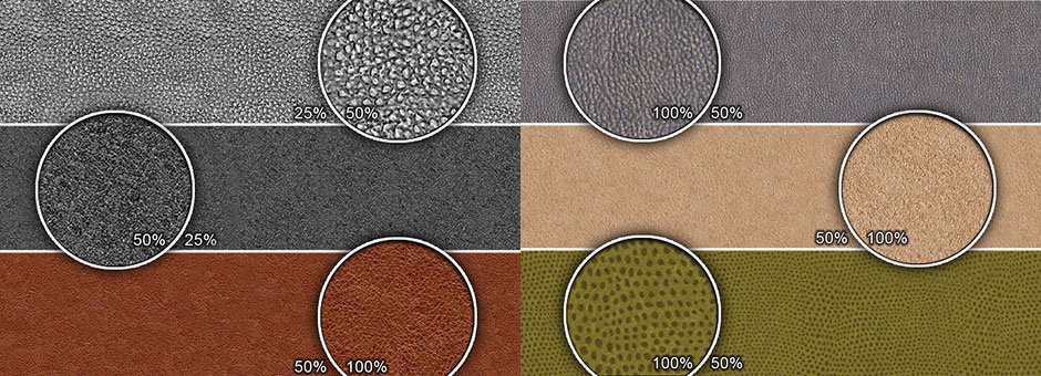 leather skin patterns