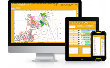 Logimine Fleet management system-HORIZON mining software
