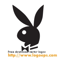 Playboy logo vector