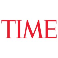 Time magazine logo vector