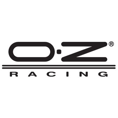 OZ racing logo vector preview
