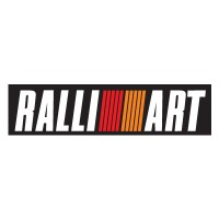 Ralliart logo vector