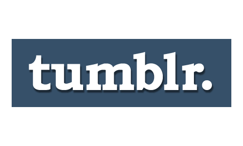 tumblr logo vector