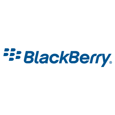 BlackBerry logo vector